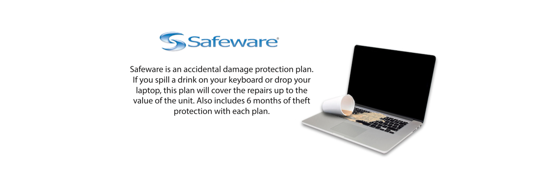 Safeware Accidental Protection promo
