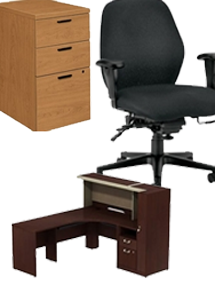 University Bookstore Office Furniture