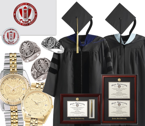 U of A Graduation Gift and Accessories
