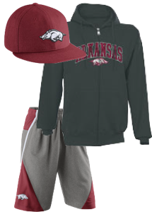 Razorback Shop Men