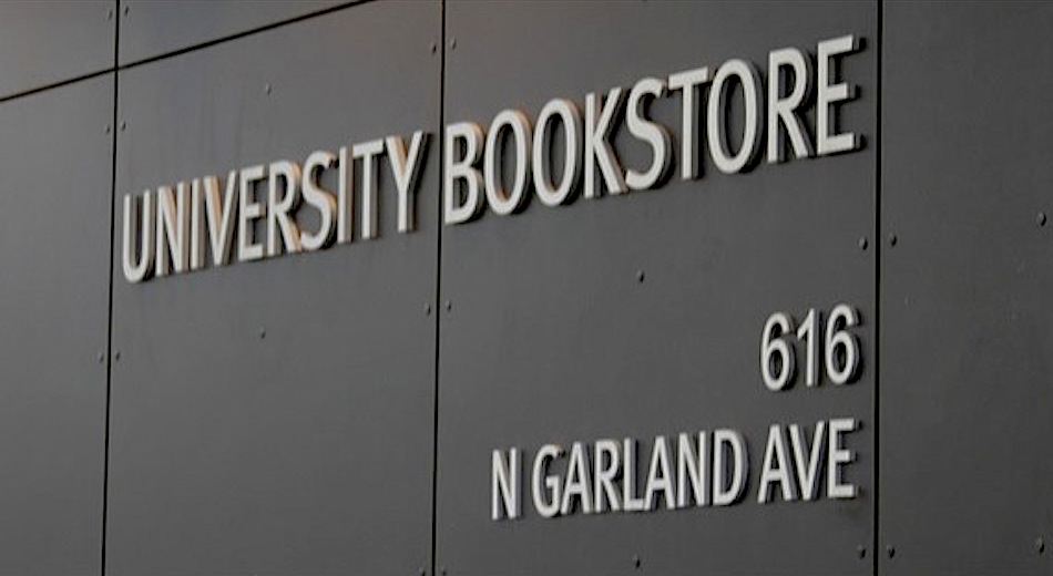 U of A Bookstore small Info